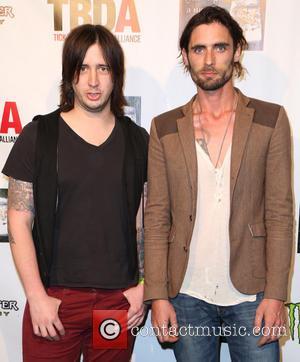 Nick Wheeler and Tyson Ritter