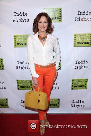 Nancy La Scala - 'Where We Started' film premiere held at the Arena Theater - Arrivals - Los Angeles, California,...