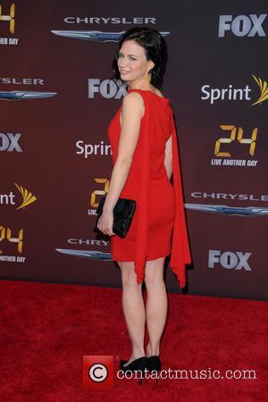 Mary Lynn Rajskub - '24: Live Another Day' world premiere - Arrivals - Manhattan, New York, United States - Friday...