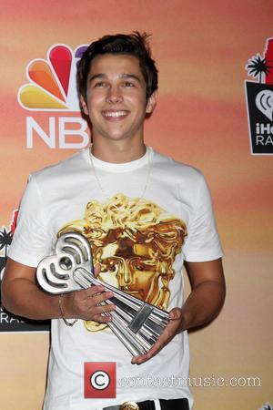 Austin Mahone - iHeart Radio Music Awards Press Room - Los Angeles, California, United States - Friday 2nd May 2014