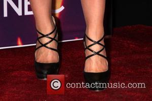 Shakira - iHeart Radio Music Awards Press Room - Los Angeles, California, United States - Friday 2nd May 2014