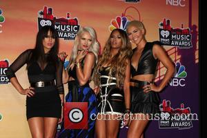 G.R.L. - iHeart Radio Music Awards Press Room - Los Angeles, California, United States - Friday 2nd May 2014