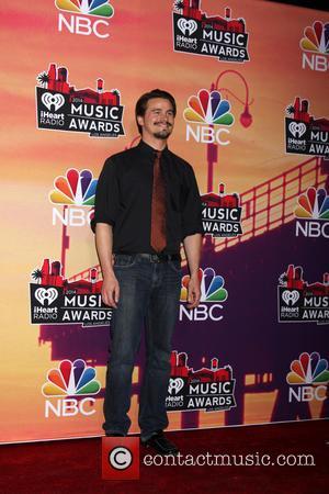 Jason Ritter - iHeart Radio Music Awards Press Room - Los Angeles, California, United States - Friday 2nd May 2014