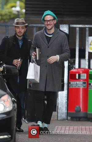 Will Young - Will Young outside the ITV studios - London, United Kingdom - Friday 2nd May 2014
