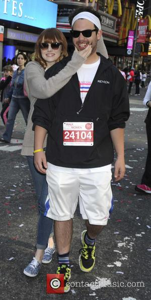 Emma Stone and brother Spencer Stone - 17th Annual Revlon Run/Walk For Women - New York, United States - Saturday...
