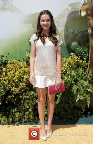 Bailee Madison - 'Legends of Oz: Dorothy's Return' premiere - Arrivals - Los Angeles, California, United States - Saturday 3rd...