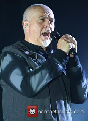 Peter Gabriel - Peter Gabriel performs live at TUI Arena - Hannover, Lower Saxony, Germany - Saturday 3rd May 2014