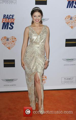 Anna Trebunskaya - The 21st Annual Race to Erase Ms - Los Angeles, California, United States - Saturday 3rd May...