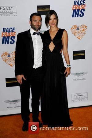 Jamie Mazul and Alessandra Ambrosio