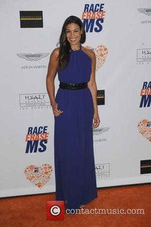 Jordin Sparks - The 21st Annual Race to Erase Ms - Los Angeles, California, United States - Saturday 3rd May...