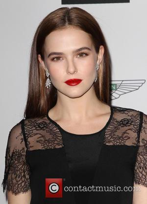 Zoey Deutch - 21st Annual Race To Erase MS Gala - Century City, California, United States - Saturday 3rd May...