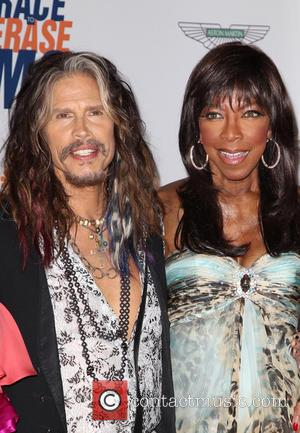 Steven Tyler and Natalie Cole
