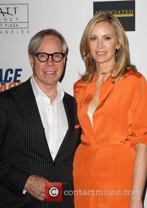 Tommy Hilfiger and Dee Ocleppo - 21st Annual Race To Erase MS Gala - Century City, California, United States -...