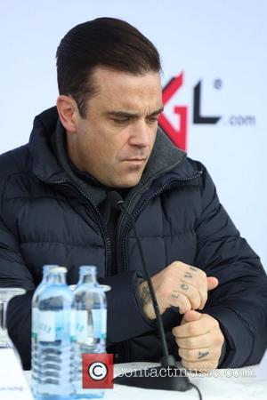 Robbie Williams and ...