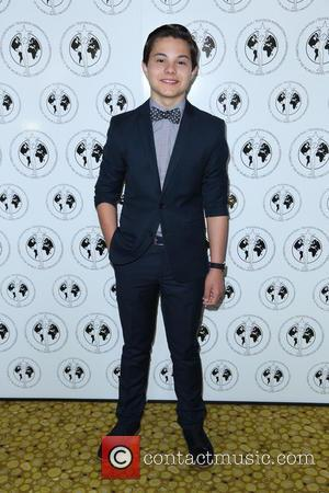 Zach Callison - 35th Annual Young Artist Awards at the Empire Ballroom, Sportsmen's Lodge Hotel - Los Angeles, California, United...
