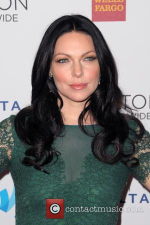 Laura Prepon - 25th Annual GLAAD Media Awards - Manhattan, New York, United States - Sunday 4th May 2014