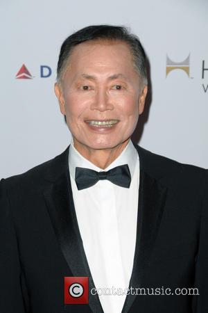 George Takei - 25th Annual GLAAD Media Awards - Manhattan, New York, United States - Sunday 4th May 2014