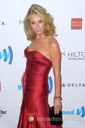 Sonja Morgan - 25th Annual GLAAD Media Awards - Manhattan, New York, United States - Sunday 4th May 2014