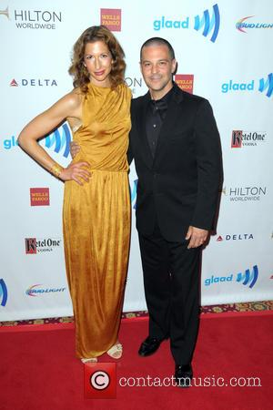 Alysia Reiner - 25th Annual GLAAD Media Awards - Arrivals - Manhattan, New York, United States - Sunday 4th May...