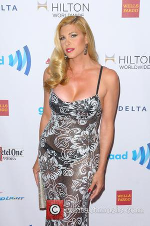 Candis Cayne - 25th Annual GLAAD Media Awards - Arrivals - Manhattan, New York, United States - Sunday 4th May...