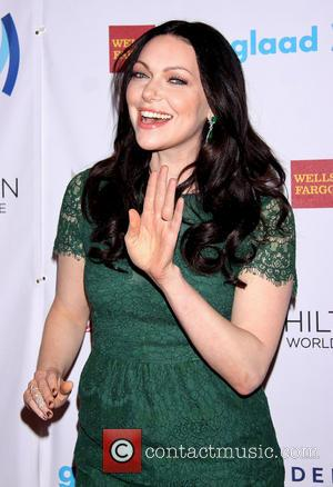 Laura Prepon - 25th Annual GLAAD Media Awards held at the Waldorf Astoria Hotel - Arrivals - New York, New...