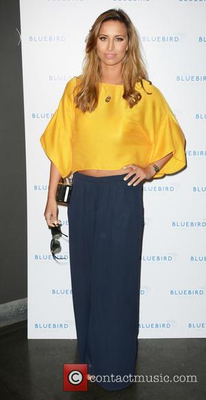 Ferne McCann - Launch of the Bluebird Brunch at the Bluebird, Chelsea - London, United Kingdom - Sunday 4th May...