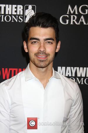 Joe Jonas - Mayweather vs Maidana VIP Pre Fight Party held at MGM Grand Hotel & Casino in Las Vegas,...
