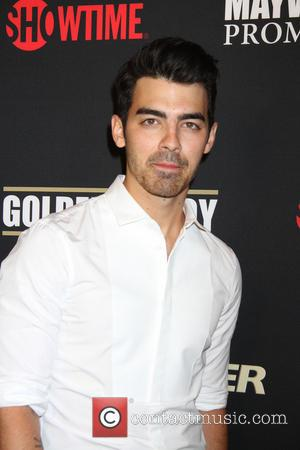 Joe Jonas - Mayweather vs Maidana VIP Pre Fight Party held at MGM Grand Hotel & Casino in Las Vegas,...