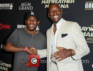 Kendrick Lamar and Tyrese