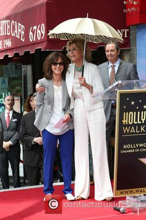 Sally Field and Jane Fonda