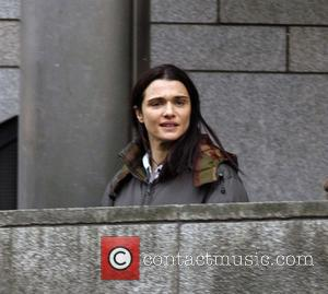 Rachel Weisz - On the set of Giorgos Lanthimos movie 'The Lobster'. A love story set in a dystopian near...