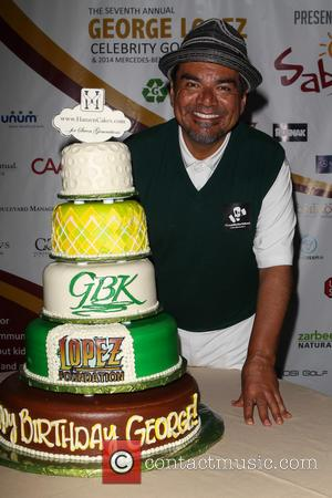 George Lopez - 7th Annual George Lopez Celebrity Golf Classic presented by Sabra Salsa held at Lakeside Golf Club -...
