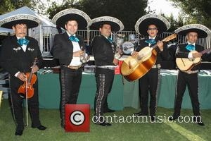 Mariachi Band - 7th Annual George Lopez Celebrity Golf Classic presented by Sabra Salsa held at Lakeside Golf Club -...