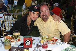 Paula Trickey and Richard Karn
