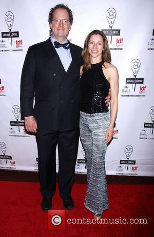 Shuler Hensley and Paula Derosa