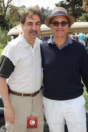 Joe Montegna and Andy Garcia