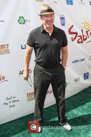 Tim Allen - 7th Annual George Lopez Celebrity Golf Classic Presented By Sabra Salsa at Lakeside Golf Club - Toluca...