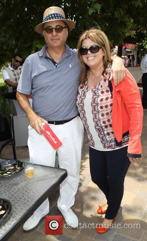 Andy Garcia and Linda Small