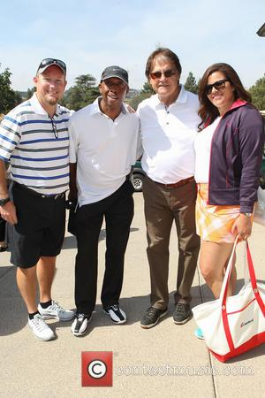 Bob Chappell, Jeffrey Osbourne, Tonay LaRussa and Jennifer Buenrostro - 7th Annual George Lopez Celebrity Golf Classic presented by Sabra...