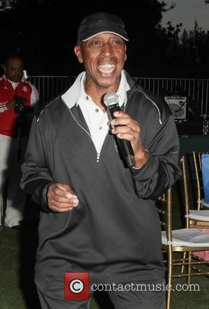 Jeffrey Osbourne - 7th Annual George Lopez Celebrity Golf Classic presented by Sabra Salsa held at Lakeside Golf Club -...