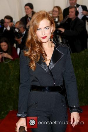 Riley Keough - the 'Charles James: Beyond Fashion' Costume Institute Gala at the Metropolitan Museum of Art on May 5,...