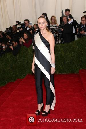 Stella McCartney - the 'Charles James: Beyond Fashion' Costume Institute Gala at the Metropolitan Museum of Art on May 5,...
