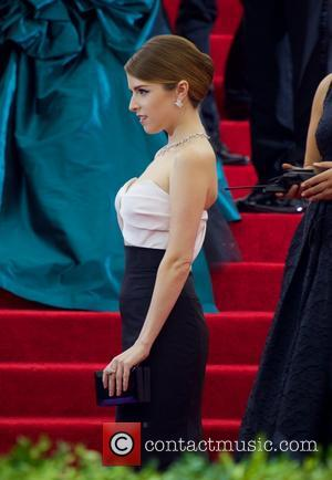 Anna Kendrick - 'Charles James: Beyond Fashion' Costume Institute Gala at the Metropolitan Museum of Art - Outside Arrivals -...