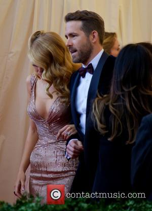Ryan Reynolds and Blake Lively - 'Charles James: Beyond Fashion' Costume Institute Gala at the Metropolitan Museum of Art -...