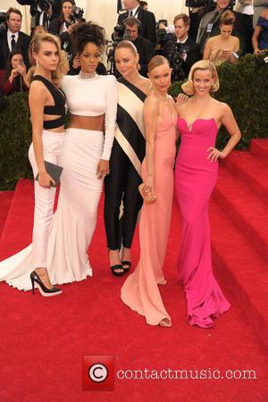 Cara Delevingne, Rihanna, Stella McCartney, Kate Bosworth and Reese Witherspoon