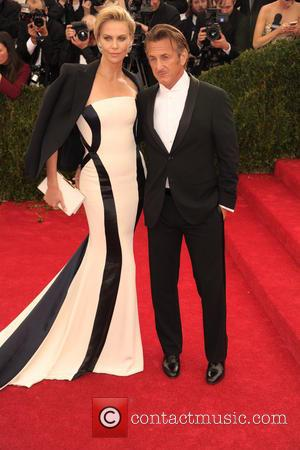 Charlize Theron and Sean Penn - 'Charles James: Beyond Fashion' Costume Institute Gala at the Metropolitan Museum of Art -...