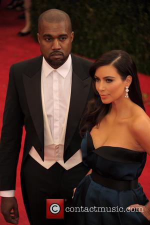 Kanye West - Beyond Fashion Costume Institute Gala at the...