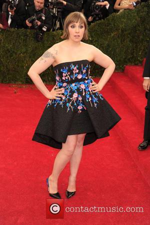 Lena Dunham - 'Charles James: Beyond Fashion' Costume Institute Gala at the Metropolitan Museum of Art - Outside Arrivals -...