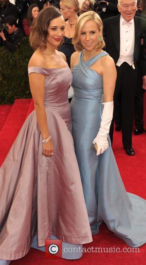 Rashida Jones and Tory Burch