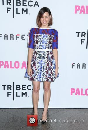 Aubrey Plaza - Los Angeles premiere of 'Palo Alto' held at the Directors Guild of America - Arrivals - Los...